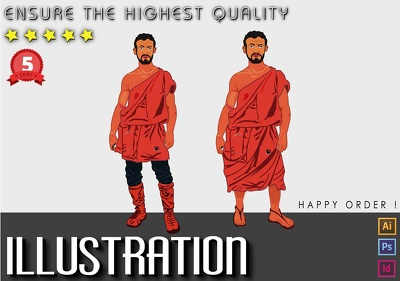 Create Any Styled Illustrations
