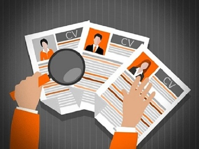 Screen up to 50 CV's of applicants to your job adverts and present you a shortlist.