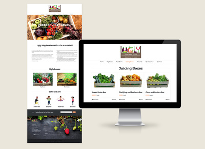 Design and build your responsive ecommerce website