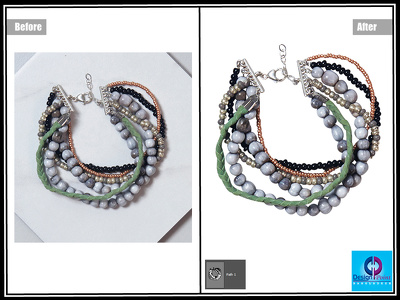20 Jewelry Image Edit, Background Remove, Retouch, Resize.