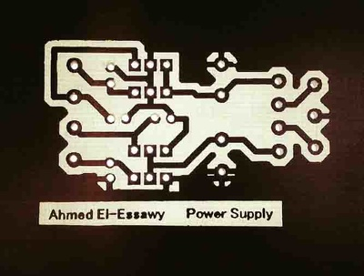 Design a professional printed circuit board - PCB