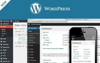 Built a Wordpress website for you