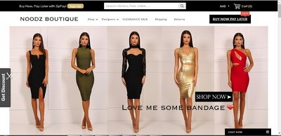 Build a custom shopify website to match your design desire