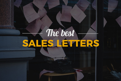 Write you a high quality sales letter