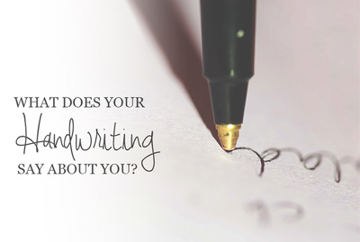 Do handwriting analysis