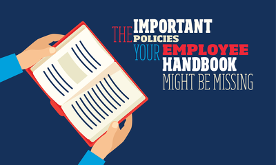 Provide an Employee Handbook tailored to your business