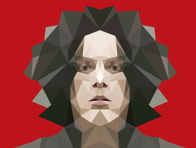 Create your low-poly portrait
