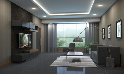Design home spaces rooms , kitchens, bathrooms