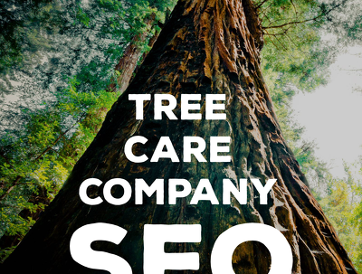 Tree Service or Landscaping Company Online Marketing
