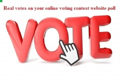 Give You 250 Vote online voting contest