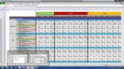 Render professional Financial Modeling