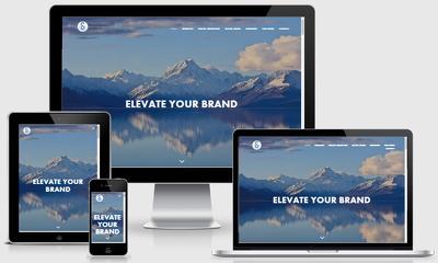 Design and Build Responsive Website Including Professional Logo
