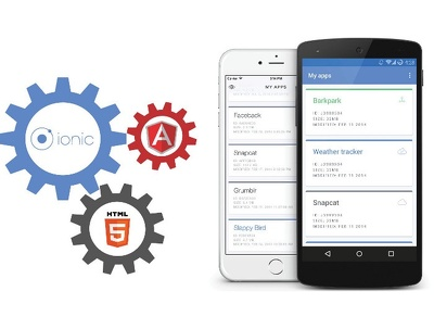 Develop your Hybrid Mobile App