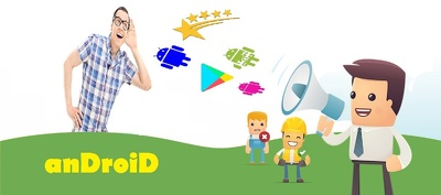 Install Rate 20 reviews with 5 star rating and good comment to your free android app