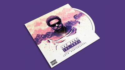 Design elegant CD or DVD cover