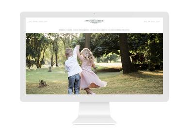 Design & build a Squarespace eCommerce Website