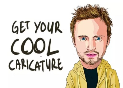 draw an Amazing Vector Image or Caricature From ANY FACE