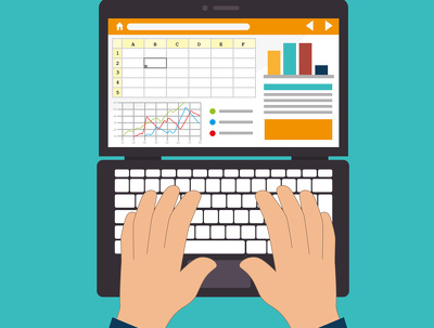 Complete Excellent Data Entry Into Excel In 2 Hours