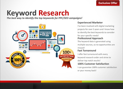 Do Keyword Research for SEO/PPC Profitable Keyword Opportunities