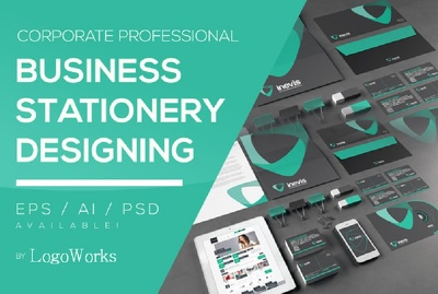 Create Free Logo And Full Branding Stationery Identity Package