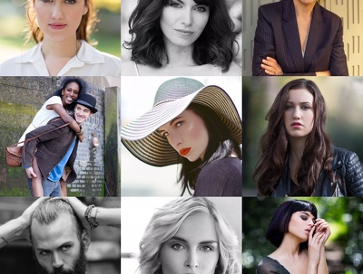 Photograph your portrait or headshot on location in London