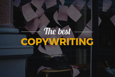 Produce conversion optimised copy writing for your entire website