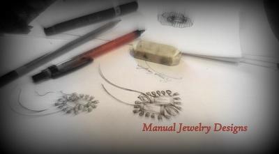 Create manual jewelry designs