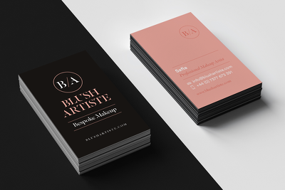 Design and deliver an agency standard branding package