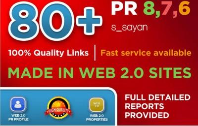 Provide 30 Plus White Hat SEO Backlinks For Your Website