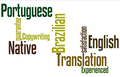 1000 words of NATIVE translation: Brazilian Portuguese to/from English