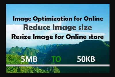 Reduce Image Size Or Optimize Images For Website