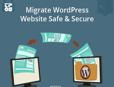 Migrate WordPress website to new hosting or domain or local to hosting server