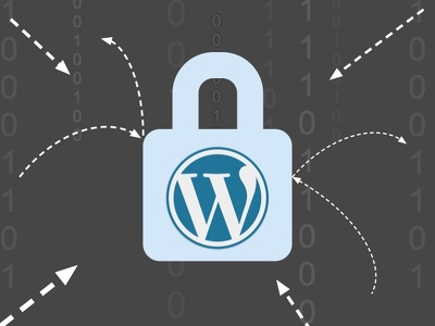 Install WordPress security plugins to help protect your website.