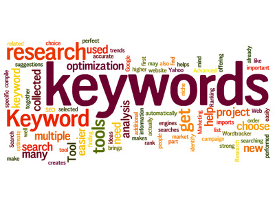 Do keywords research for your website's SEO campaign
