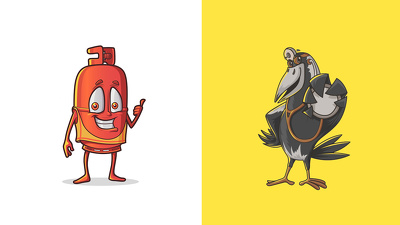 Design a Creative Mascot for your business