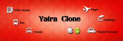Design yatra clone script