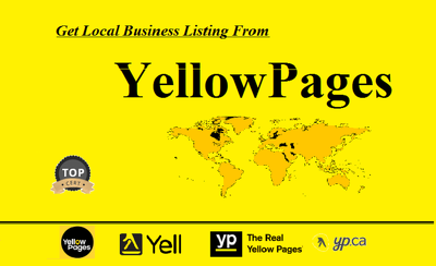 Make Local Business Listings of Any Business Category From Any Location
