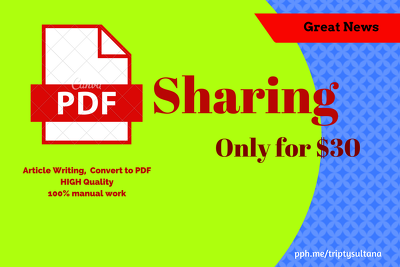 Write And Submit  60 Pdf Document Sharing High DA Sites