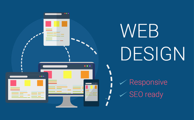 Design & Develop a fully HTML5 responsive and full featured, SEO Ready website
