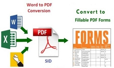 Edit or create fillable PDF form