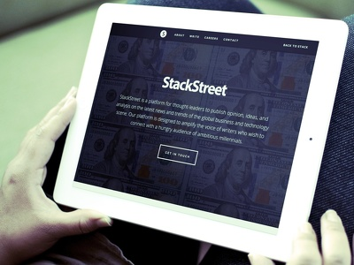Write and Guest Post on Stackstreet, Stackstreet.com