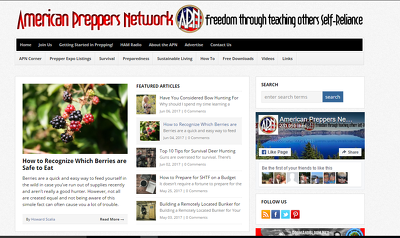 I will Write and Publish Guest Post in Americanpreppersnetwork.com One Dofollow  link