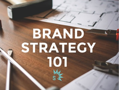 Help you to define your brands strategy in 1 hour