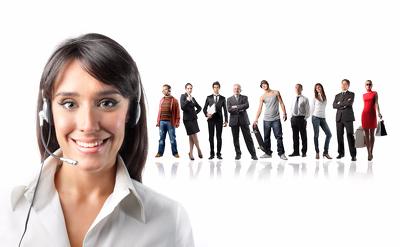 Provide reception / call answering service