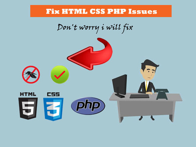 Manage any PHP | MySql | CodeIgniter | Yii  | Cakephp  website task and fix issues