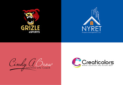 Creative, Innovative Logo for your business, blog, website, brand and service