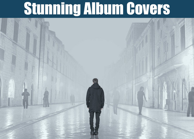 Create a stunning album cover