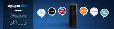 Create an Amazon Alexa Echo Skill