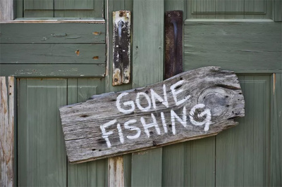 Post a guest post on a UK Fishing Blog