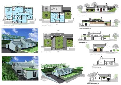 Design floor plans & elevations for planning
